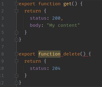 delete-function