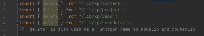 delete-imports